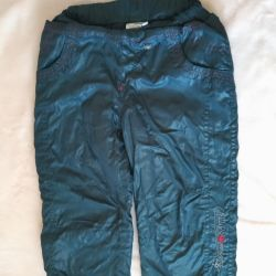 Erkek çocuk pantolon demi sezonu