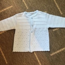 Cardigan for girls 98 size, condition NEW