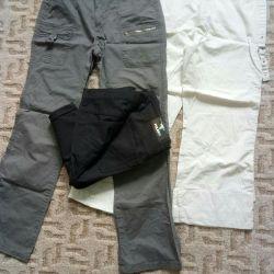 бесплатно штаны для девочки