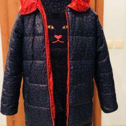 Down jacket design LMJ