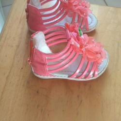 Сандали, туфли