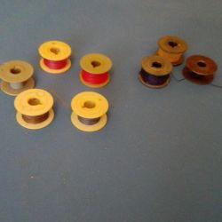 Для швейной машинки шпульки