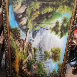 Μεγάλα έργα ζωγραφικής