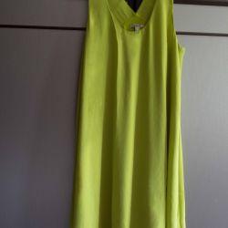 Шелковое платье бренд MEXX