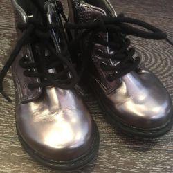 Μπότες Zara μωρό 20 σ