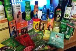 Produse indiene, produse cosmetice