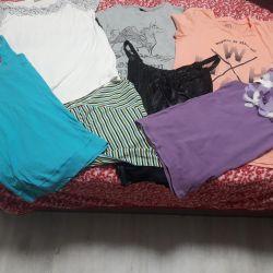 Μπλουζάκια και μπλούζες 44-46