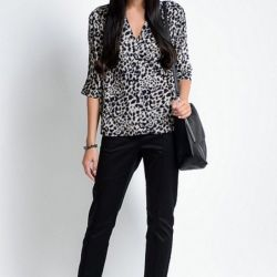 New blouse Pompa