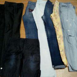 Pants jeans shorts rr 52-44