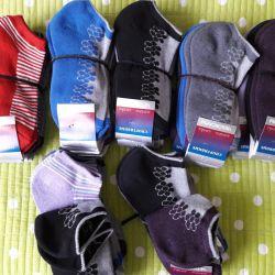 Spor terry çorapları