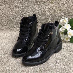 New shoes, demi, p 38