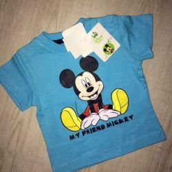 Yeni Disney Tişörtleri.