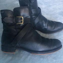 Ecco half boots size 36