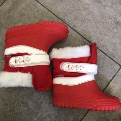 Νέες μπότες κουτοφέ