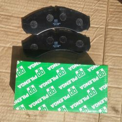 Brake shoes front / rear Iveco Daily