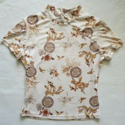 Qipao Chinese-style blouse.