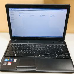 Φορητός υπολογιστής Toshiba SATELLITE C660 (core i3 / 4kernels)