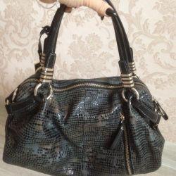 Boo leather bag