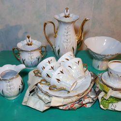 ΝΕΑ 22η καφέ και τσάι Lily of the Valley
