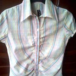 YENİ bluz gömlek 42 S beden.