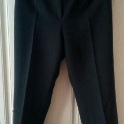 Trousers for women, classic р.54-56