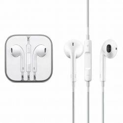 Apple ακουστικά με μικρόφωνο