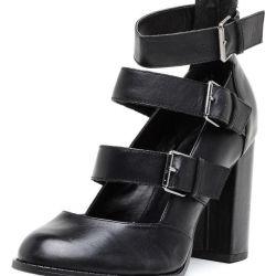 Παπούτσια New Look. Φυσικό δέρμα.
