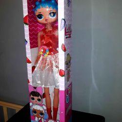 Doll LOL 57cm new