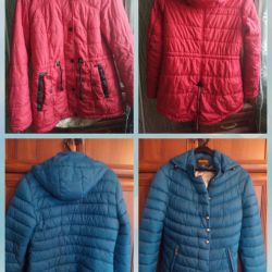 Demi-season jackets