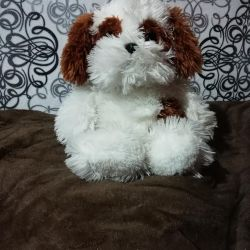 Soft toy doggie