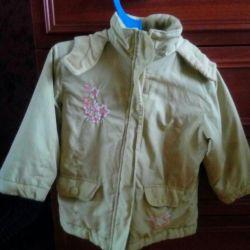 Jacket 80 cm