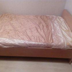 Bed 1.5 bedrooms