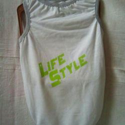 Light T-shirt L
