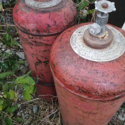 Κύλινδροι αερίου