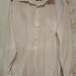 Рубашка мужская р-р 52-54