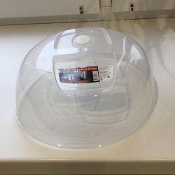 Mikrodalga fırın için kapak
