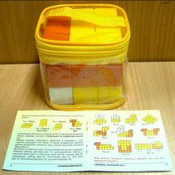 Nikitin's cubes. NEW