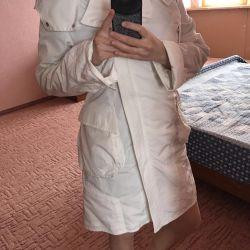Parka raincoat waterproof