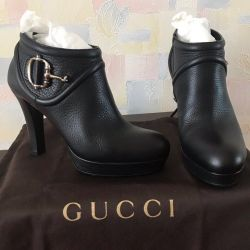 Real Gucci Booties