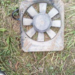 Electric fan vaz01-07