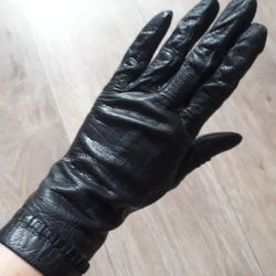 Gloves p.7 leather