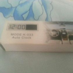 Auto Clock