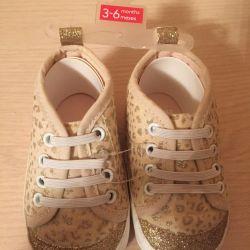 Carters μπότες για 3-6 μήνες