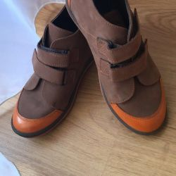 Boots natural 33 size