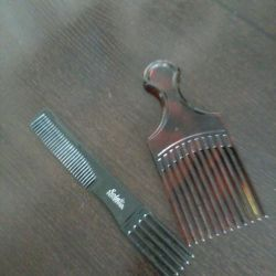 Both combs for 30 rubles.