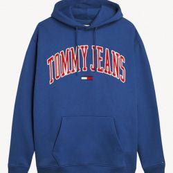 Tommy Jeans sweatshirt teslimatı ile