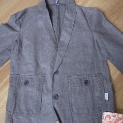 ORBI flax jacket