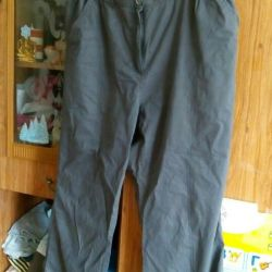 Pamuklu pantolon p52