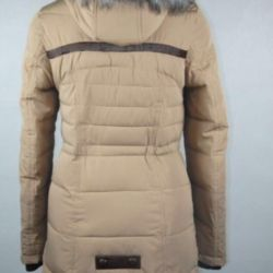 Parka - women's down jacket