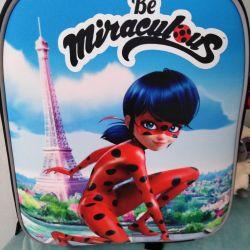 School backpack - 1200 instead of 1599 rubles.